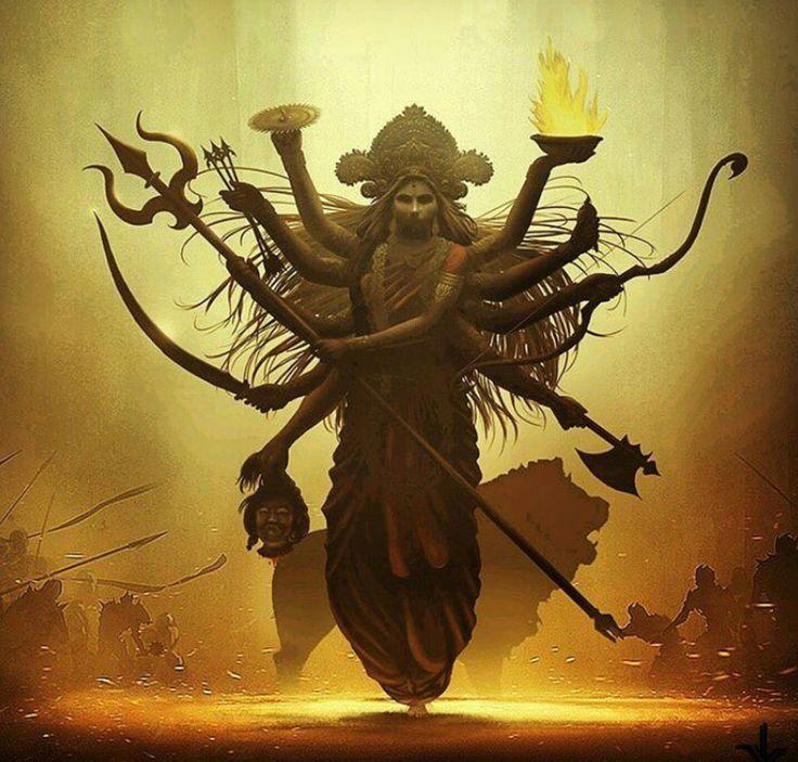 Reprends ton pouvoir avec Durga/Kali